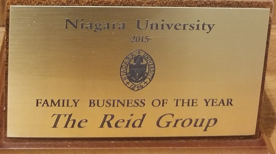 NU Awards Reid Family Business of the Year